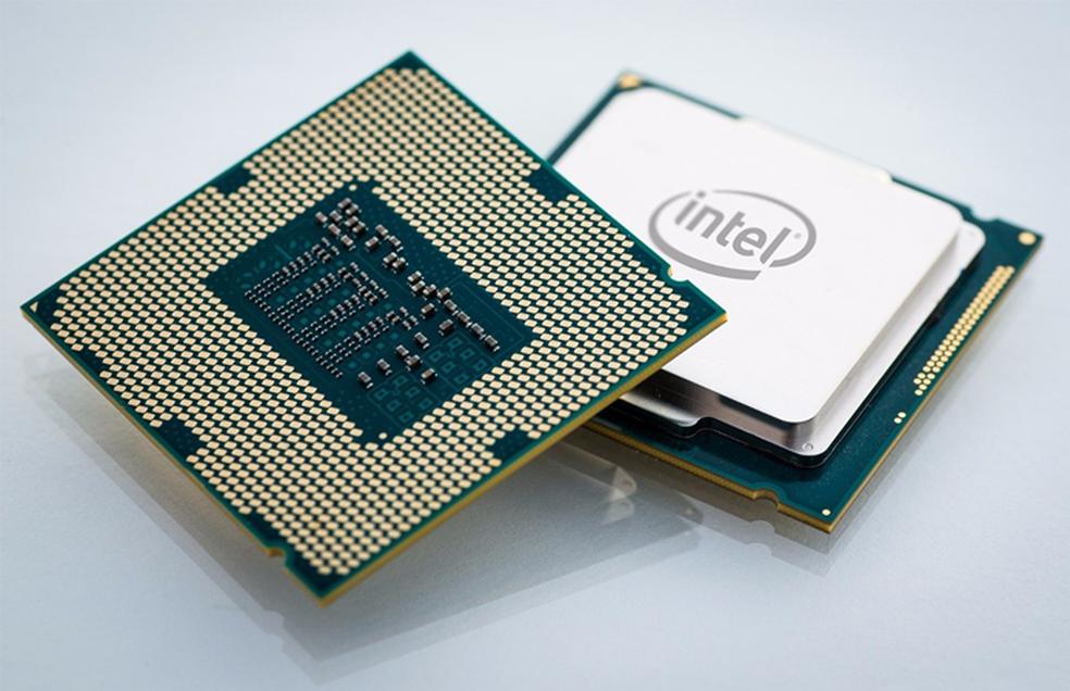 Processador com socket LGA 1151 (Foto: Divulgação/Intel)