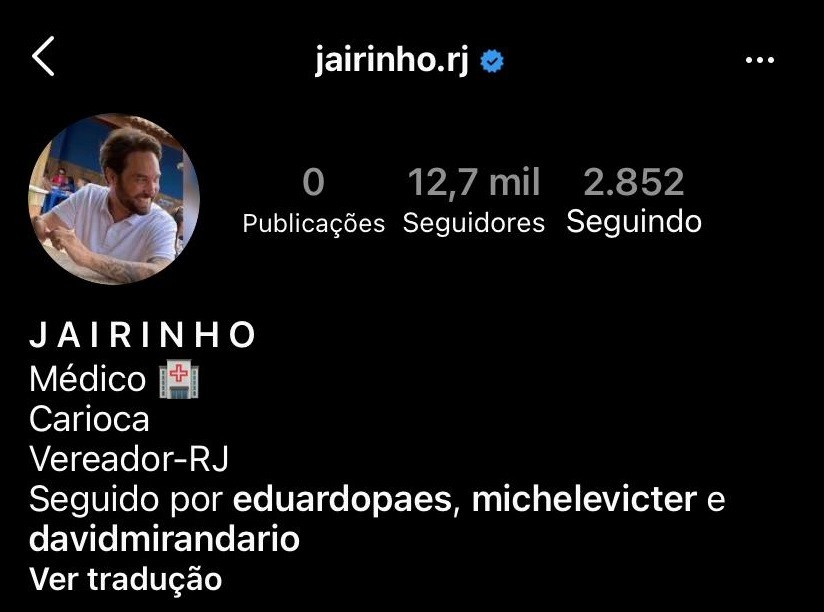 Dr. Jairinho é um dos investigados pela morte do menino Henry