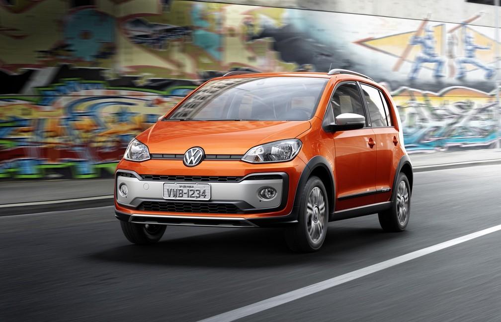 Volkswagen Cross Up! 2018 (Foto: Divulgação)