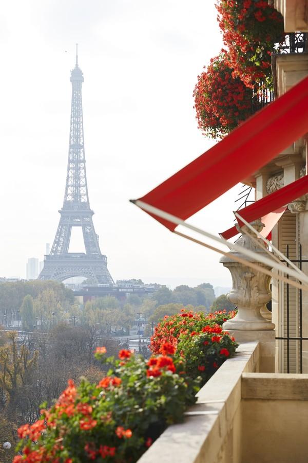 Hotel Plaza Athènèe Paris apresenta novidade para amantes do Instagram (Foto: Divulgação)