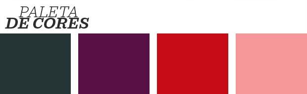 Décor do dia: sala de estar colorida (Foto: Reprodução)