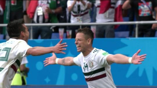 Contra México, Coreia vira time mais faltoso da Copa e escancara rodízio