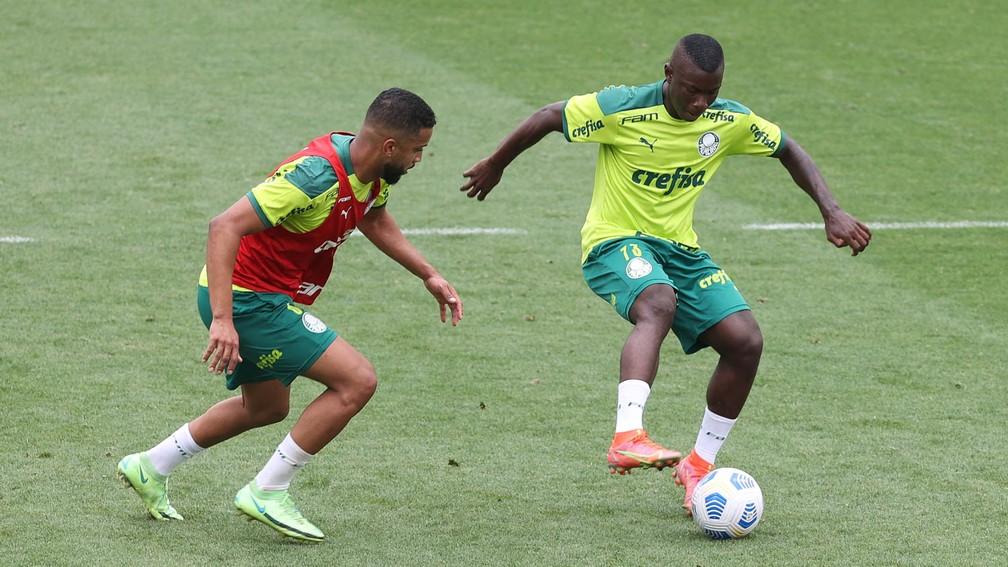 Palmeiras abre preparação para dérbi contra o Corinthians