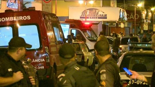 2 morrem em tentativa de assalto a banco em Madureira; 5 são presos