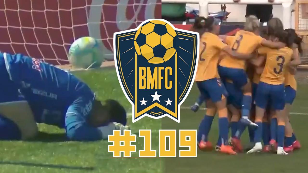 BMFC #109: 'Gol espírita' no Uruguai e pintura na Terra da Rainha