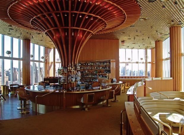 Bar Boom Boom Boom, em Nova York (Foto: Divulgação)