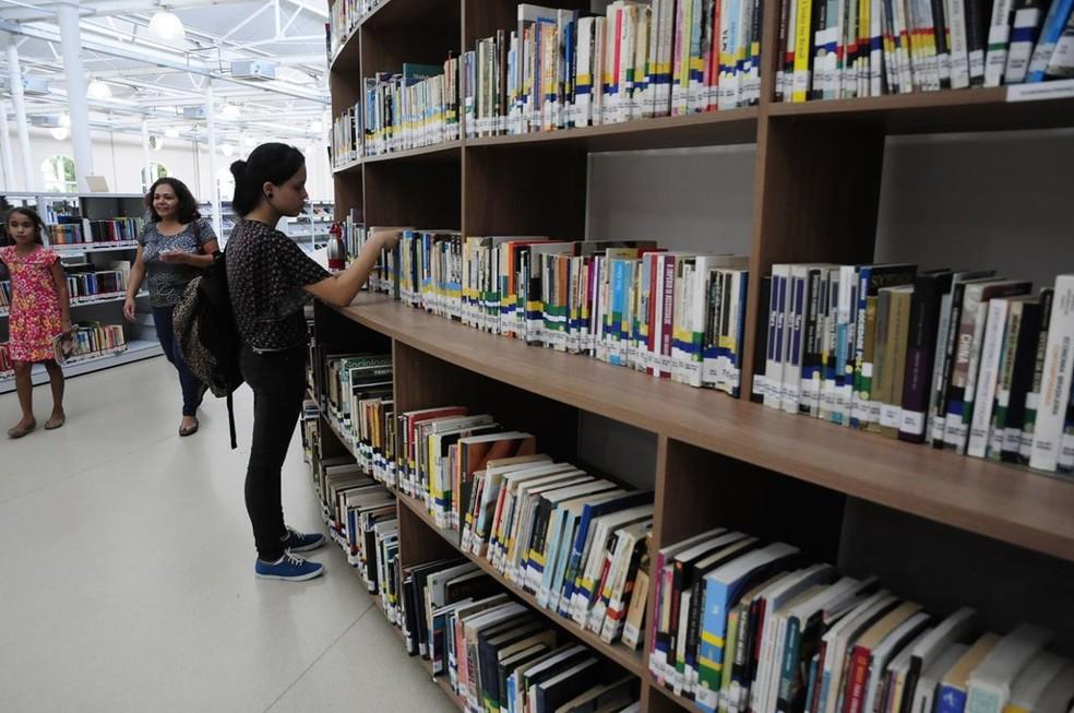 Curso gratuito de cinema e literatura será realizado na biblioteca municipal de Jundiaí — Foto: Prefeitura de Jundiaí/Divulgação