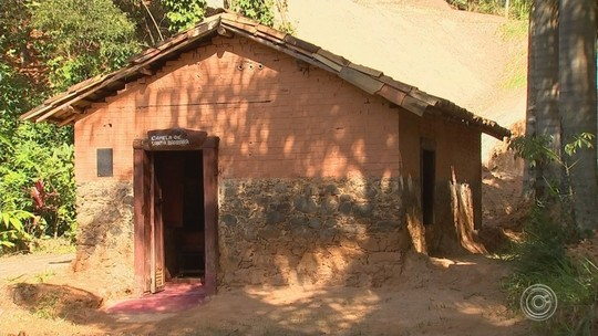 Considerada um importante ponto turístico, mina de ouro de Araçariguama está abandonada