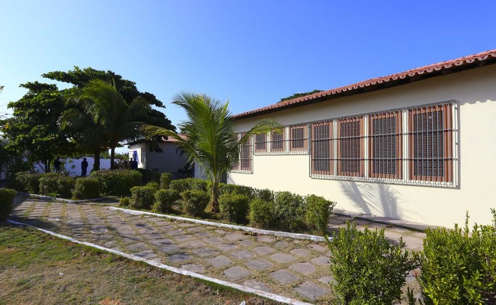 Sede do Centro Socioeducativo de Internação Masculina no bairro Vinhais, em São Luís.  — Foto: Divulgação/Funac/Gilson Teixeira