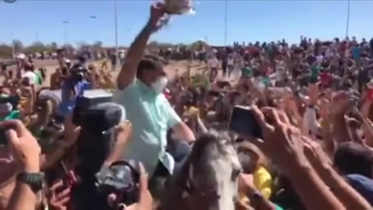 Bolsonaro viaja a Campo Alegre de Lourdes, na Bahia, para inaugurar sistema de abastecimento de água – G1
