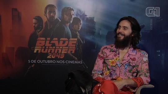 Jared Leto defende vilão de 'Blade Runner 2049': 'Ele é complexo'