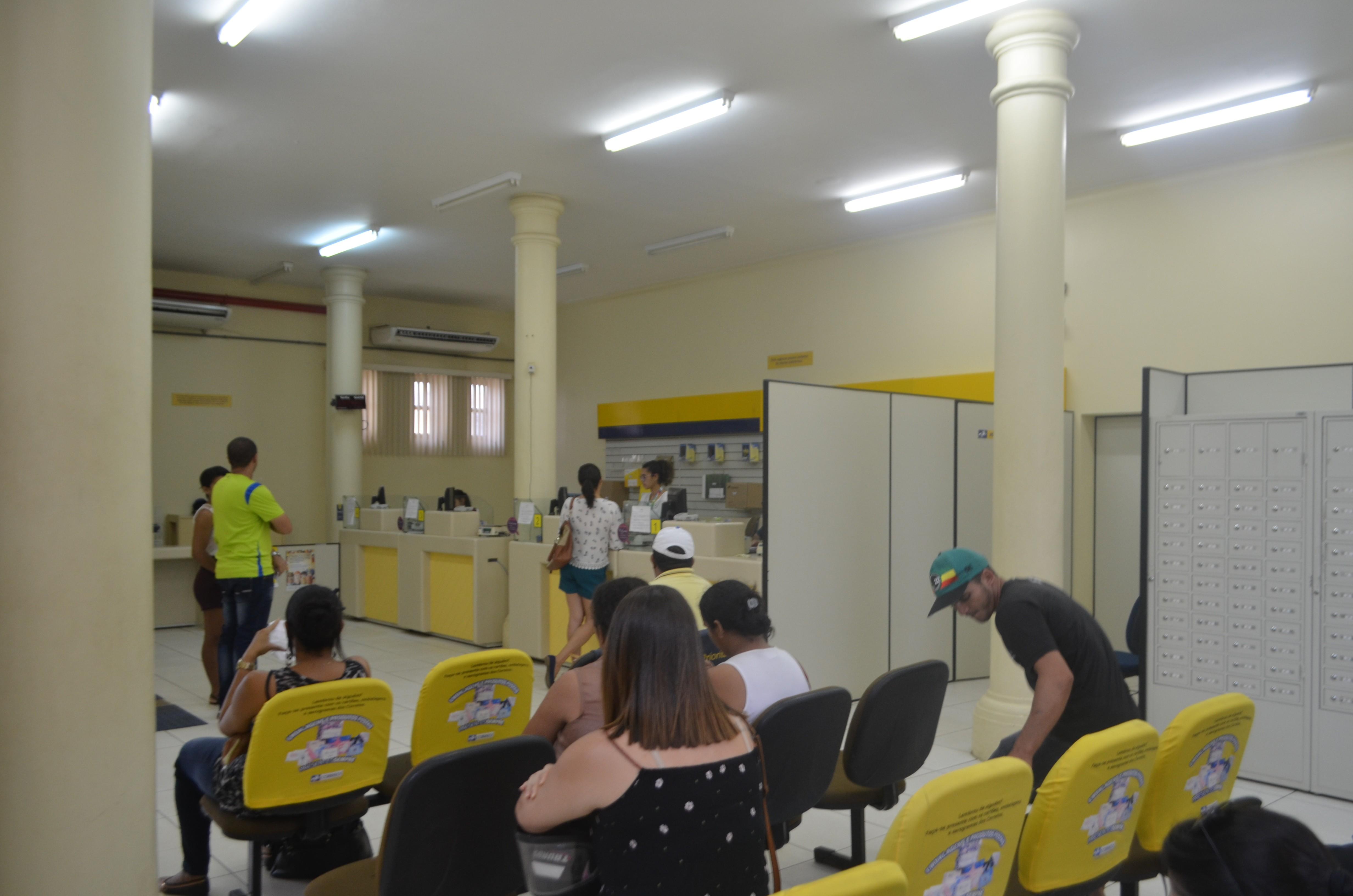 Correios não aderem greve e seguem atendimento normal em Cruzeiro do Sul