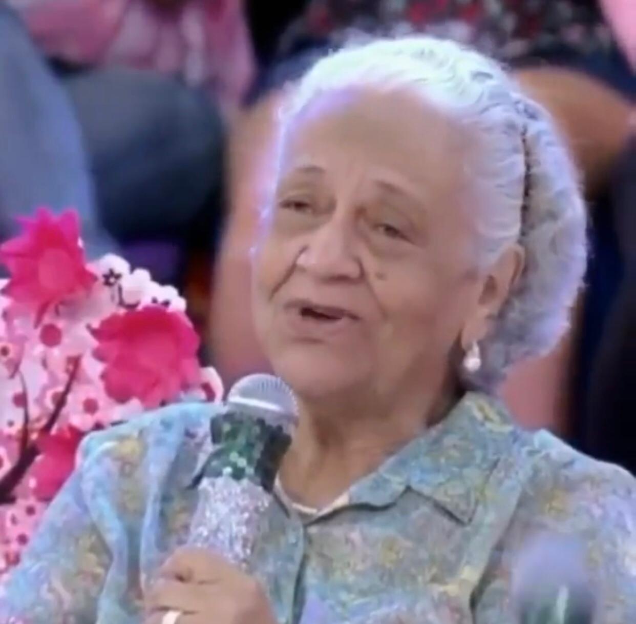 Morre, aos 90 anos, Aracy Marques Cruz, mãe do cantor Arlindo Cruz