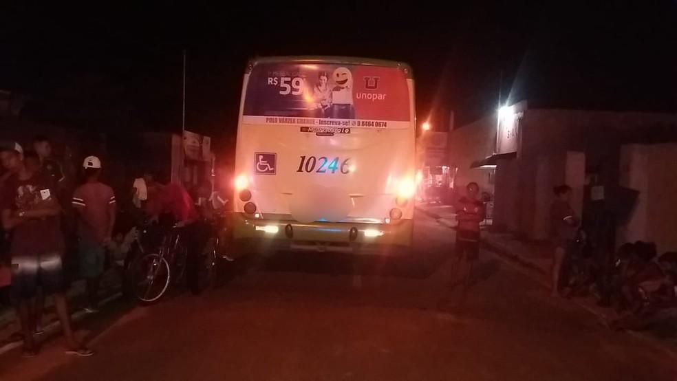 Motociclista morre após colisão com ônibus em MT — Foto: Polícia Civil - MT