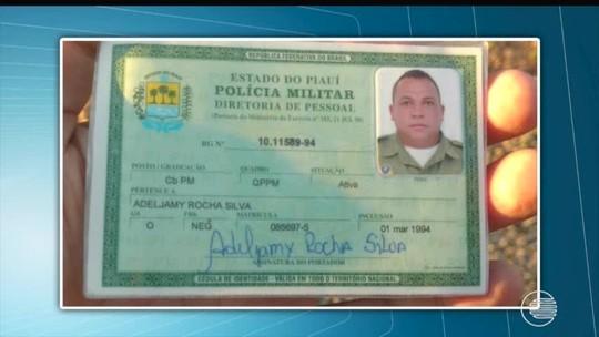 Indo para o trabalho, policial militar morre ao bater em animal no Sul do Piauí