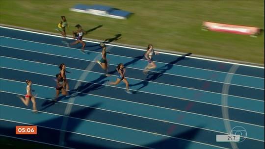 Depois da queda, o bronze! Atletas da mesma cidadezinha viram protagonistas do dia na Argentina