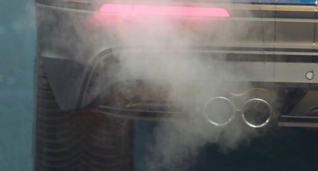 emissão - carro