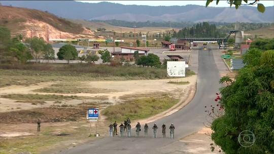 Venezuela reabre fronteira com o Brasil em Roraima