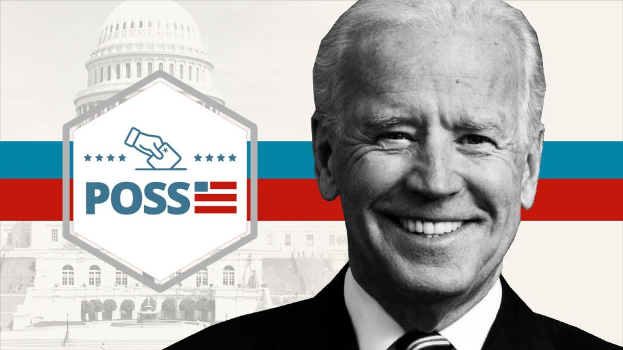 Joe Biden, o 46º presidente dos Estados Unidos