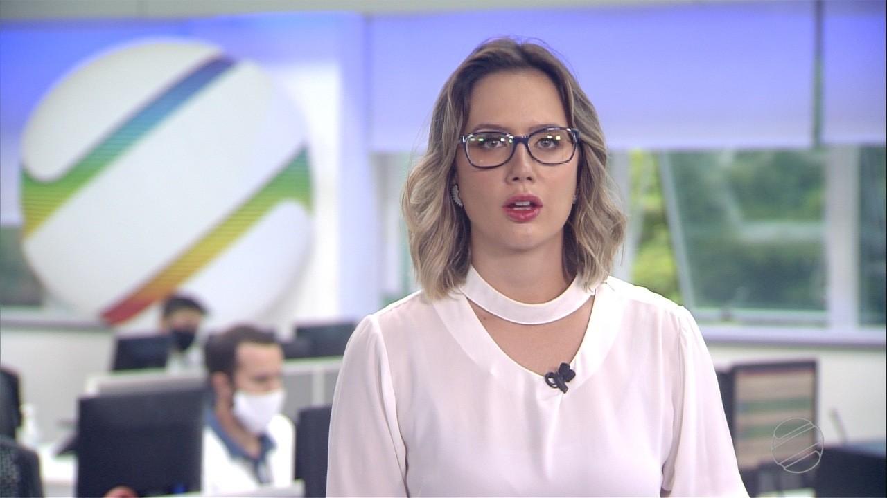 VÍDEOS: MS2 Campo Grande de segunda-feira, 25 de janeiro de 2021