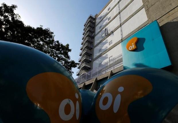 Sede da empresa de telefonia Oi no Rio de Janeiro ; operadora Oi ;  (Foto: Sergio Moraes/Reuters)