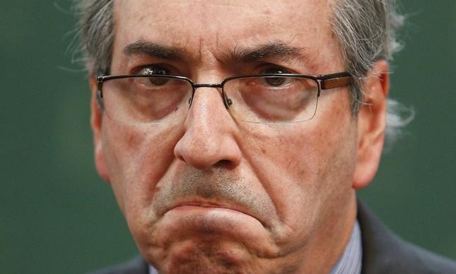 Eduardo Cunha sabe de aneurisma desde 2005