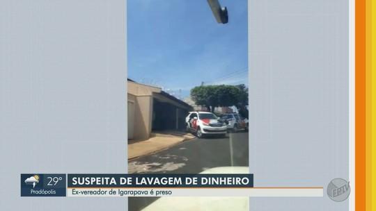 Operação Ágio prende ex-vereador de Igarapava, SP, já condenado por 'mensalinho'
