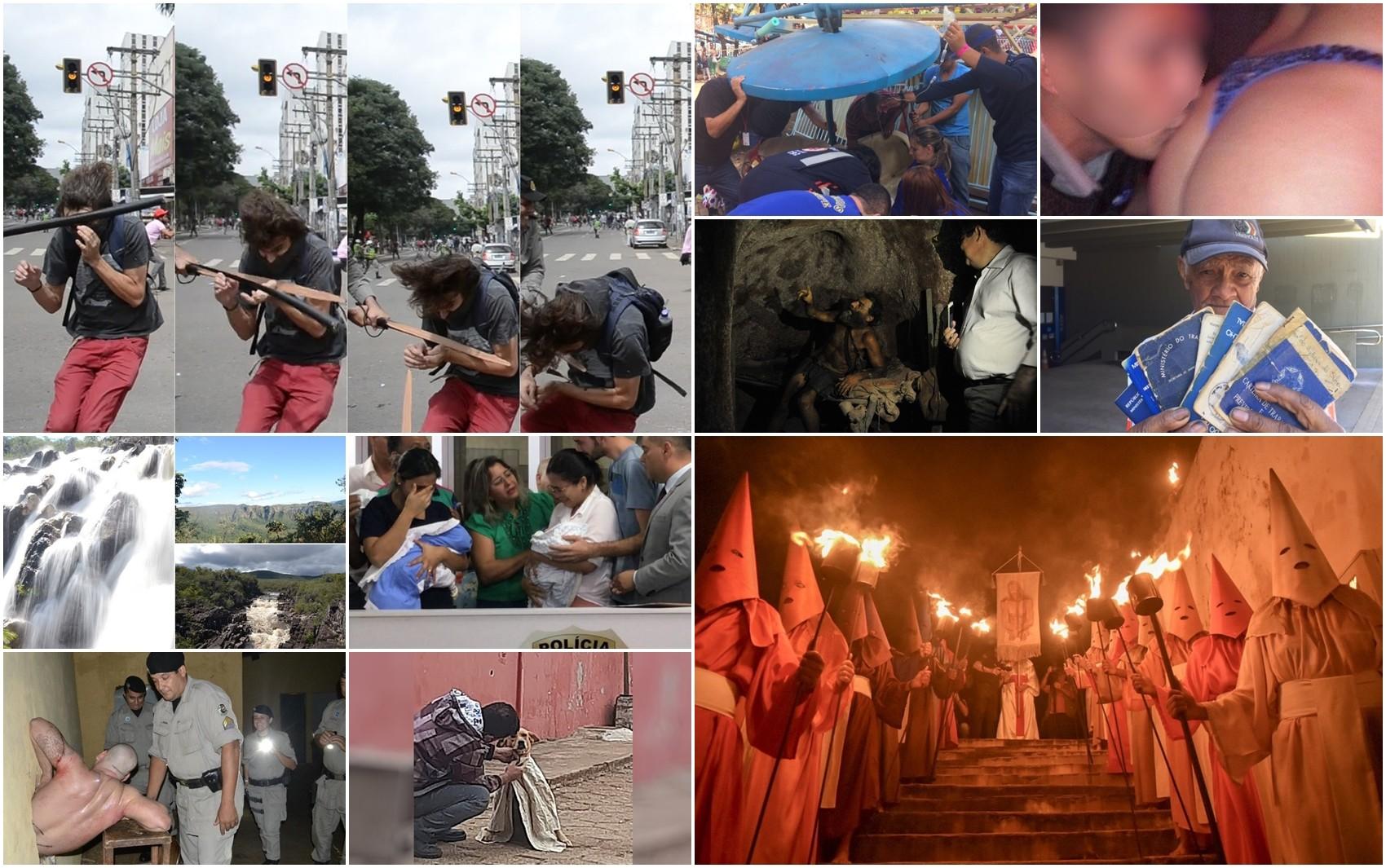 G1 Goiás faz 10 anos: fotos marcantes