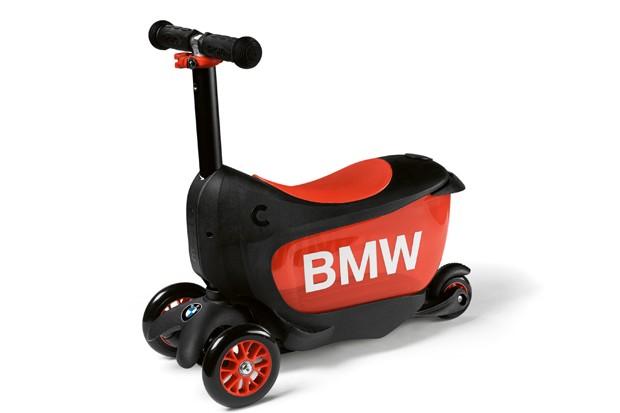 BMW Kids Scooter (Foto: divulgação)