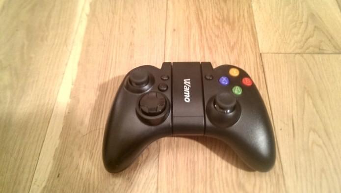 Wamo Pro lembra o controle do Xbox 360 (Foto: Reprodução / beginnerstech)