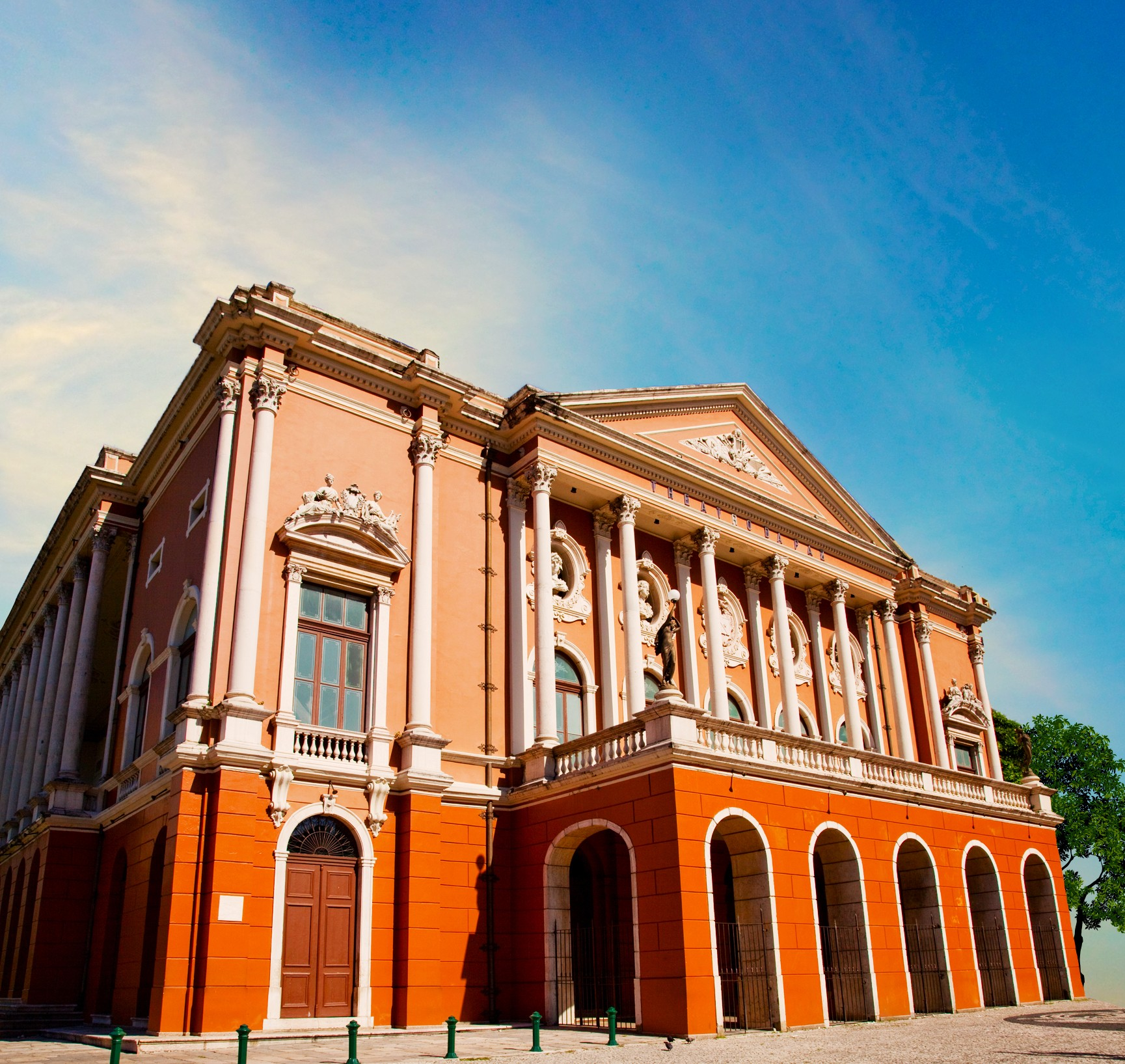 Theatro da Paz é ícone de produção cultural de qualidade no Pará - Notícias - Plantão Diário
