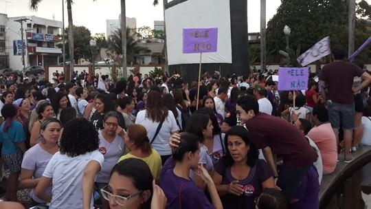 Foto: (Iryá Rodrigues/G1)