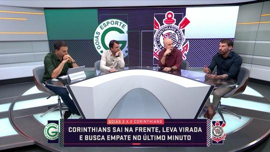 """Rizek elogia mudanças de Fábio Carille: """"Com as novidades o Corinthians jogou futebol"""""""