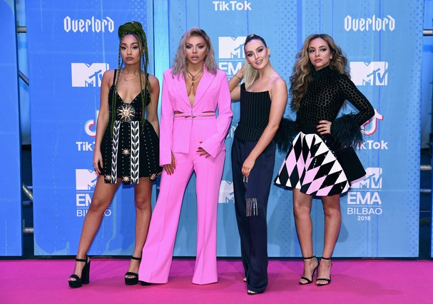 Little Mix  (Foto: Getty Images)