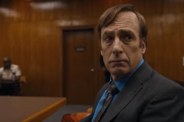 Imagem do trailer da quinta temporada de 'Better call Saul' (Foto: Reprodução)