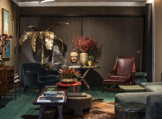 Loft Tropical, por Wesley Lemos, na 5 edição da Modernos Eternos (Foto: Divulgação )