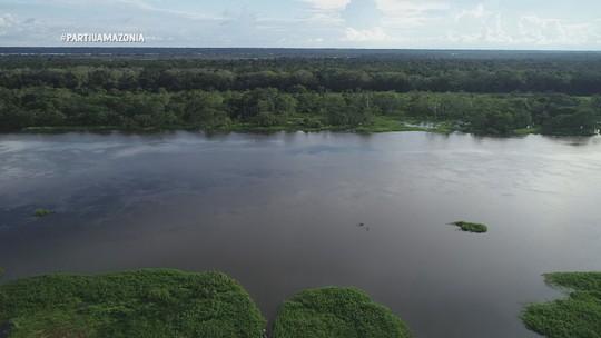 'Partiu Amazônia' dá dicas de sobrevivência na selva