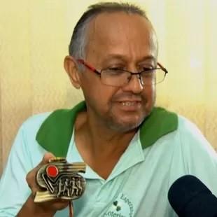 José Aparecido ficou famoso ao fraudar a São Silvestre em 2015