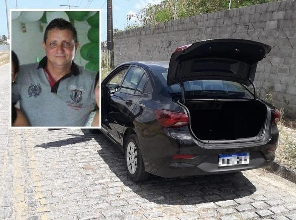 Motorista que trabalha com veículos por aplicativo é assassinado em Fortaleza — Foto: Arquivo pessoal