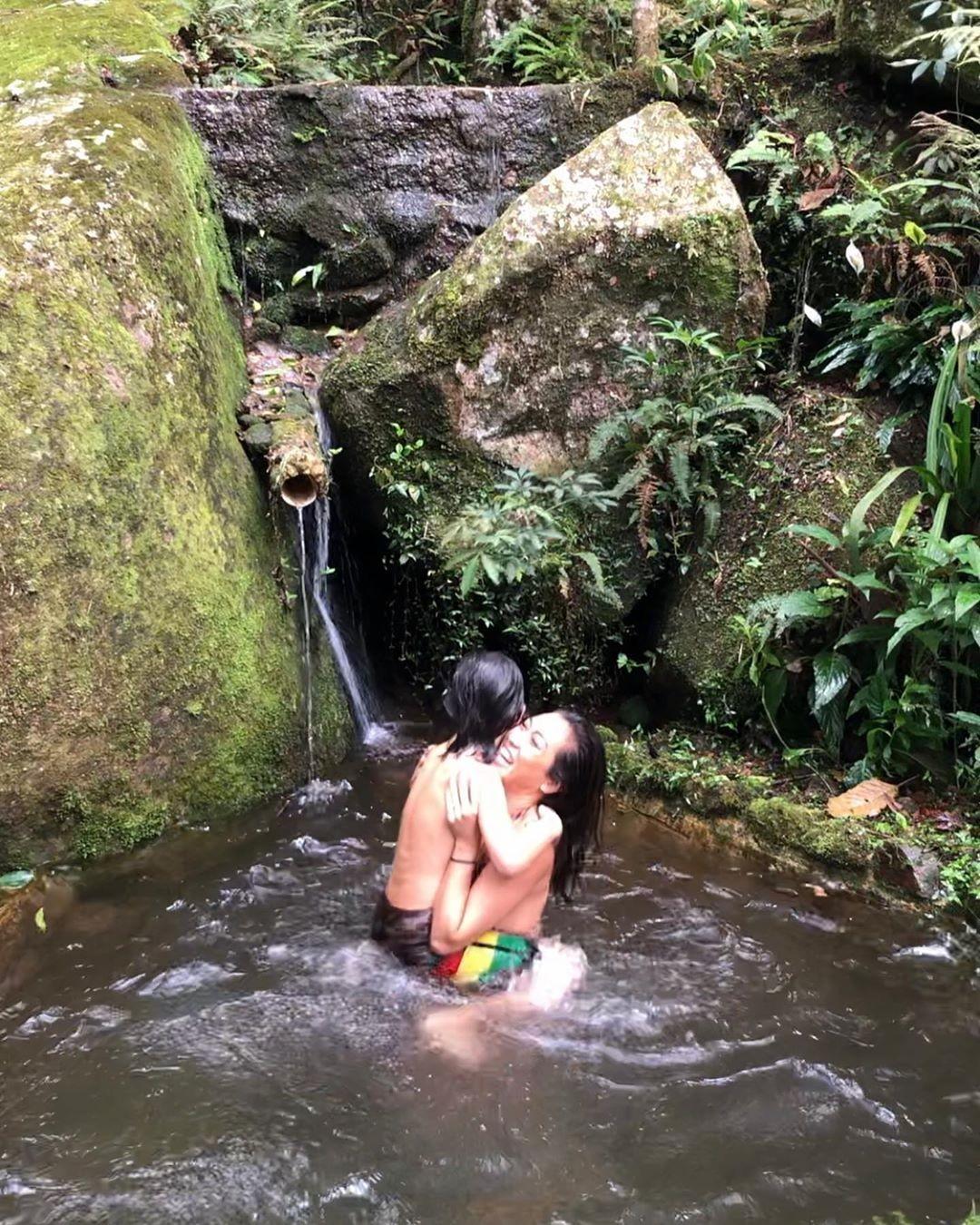 Dani e Kauai (Foto: Reprodução / Instagram)