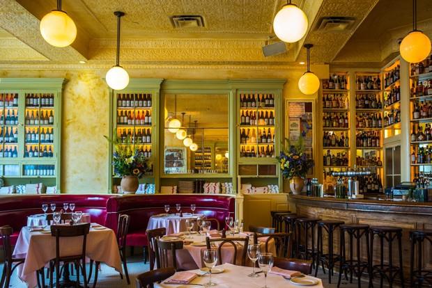 12 dos restaurantes mais elegantes de Nova York