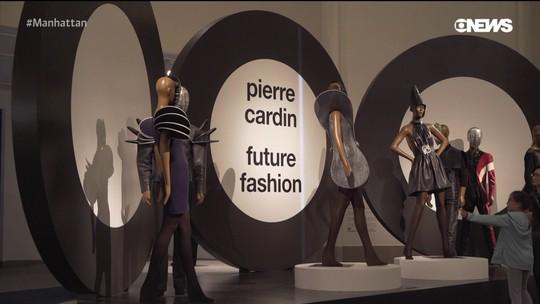 Brooklyn Museum tem exposição em homenagem a Pierre Cardin