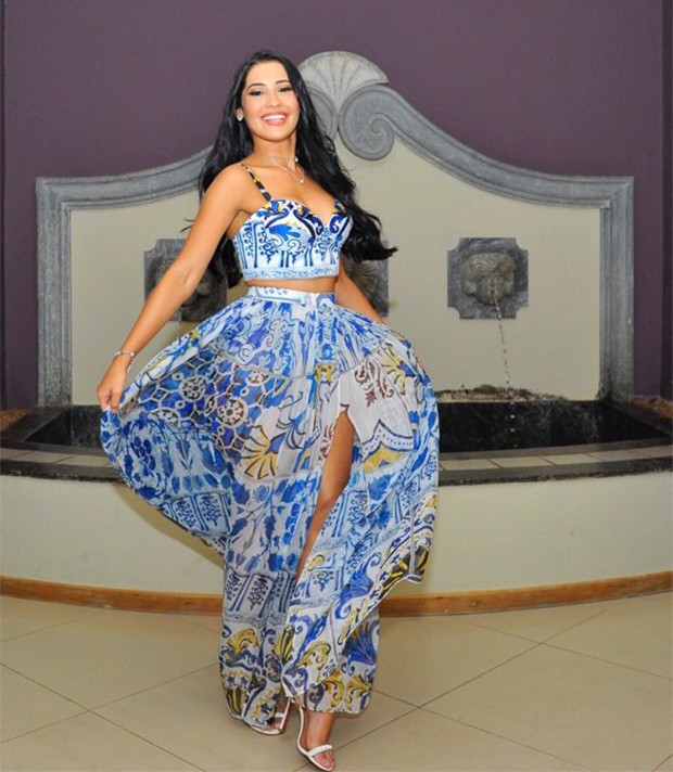 Thaynara OG (Foto: Samuel Chaves/Brazil News)