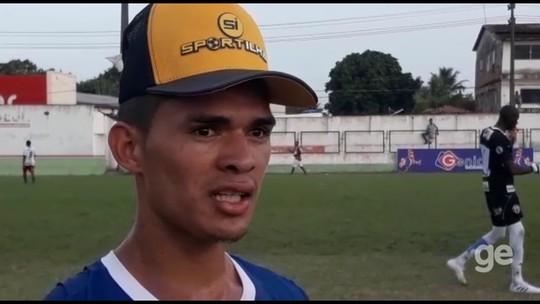 """Lucas Andrade fala sobre """"teste de fogo"""", após classificação no mata-mata da Copa FMF: """"Superamos"""""""