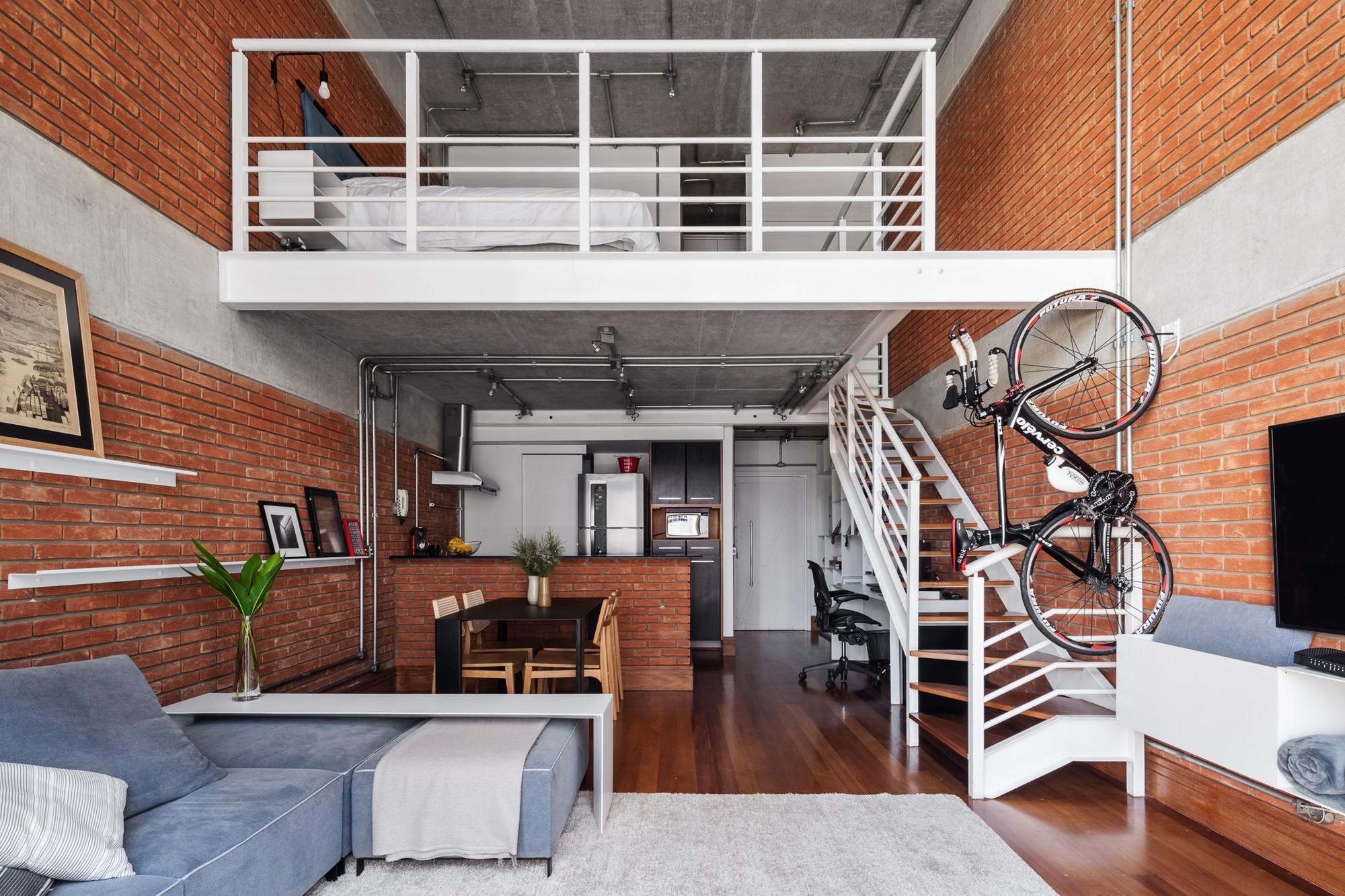 Apartamento para solteiro: inspire-se com x ideias de decoração (Foto: Ana Mello/Divulgação)