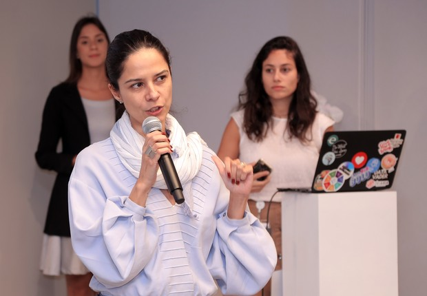 Carolina Sevciuc, diretora de Transformação Digital da Nestlé (Foto: Divulgação)