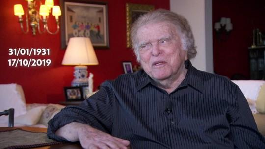 Morre, aos 88 anos, o diretor de TV Maurício Sherman
