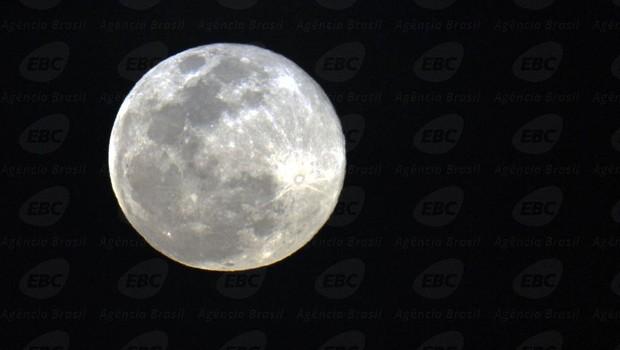 Lua (Foto: Marcelo Camargo/Agência Brasil)