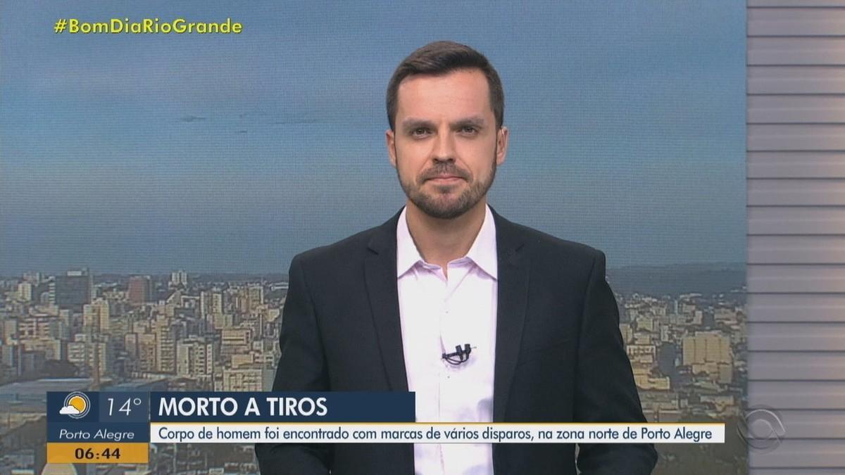 Polícia investiga morte a tiros de homem em Porto Alegre