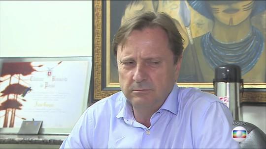 Senador Acir Gurgacz, do PDT-RO, deve ser transferido a qualquer momento para Brasília.